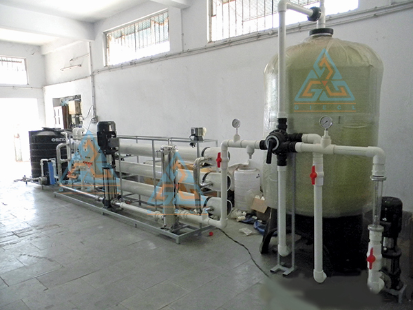 Industrial Water Treatment Plant, Ro Plant India