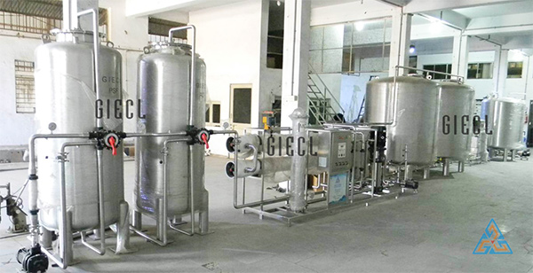 Mineral Water Bottling Plant manufacturer in india