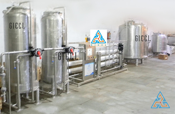 Packaged Drinking Bottling Plant In India