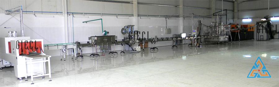 Turnkey Mineral Bottling Water Project