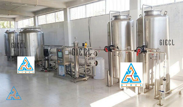Water Bottling Plant, Mineral Water Bottling Plant