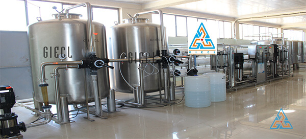Water Bottling Plant Manufacturer